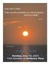 Sun, Jul 18th