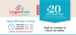 $20 Off Your Visit