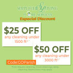 Get up to $50 off on your next Cleaning!!!