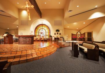 Blessed Sacrament Roman Catholic Parish Scottsdale Az
